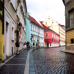 Prague (Peter Gutierrez) Tags: photo europe european eastern czech republic prague medieval city urban peter gutierrez petergutierrez film photograph photography