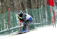 HS Skiiing Championships. Belleayre Mountain, NY. Feb. 2008