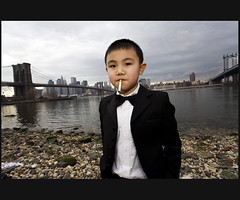 (* raymond) Tags: boy portrait brooklyn youth children kid child cigarette smoke cancer documentary kinder smoking teen tuxedo brooklynbridge smoker tux tabak sigaret underage raucher tabacco zigarette fumo rauchen fumare chinesemafia kippe nikotin lungenkrebs tutun fumeaza childrenbestphotos
