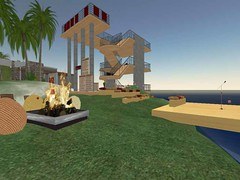 Athena Isle on Second Life