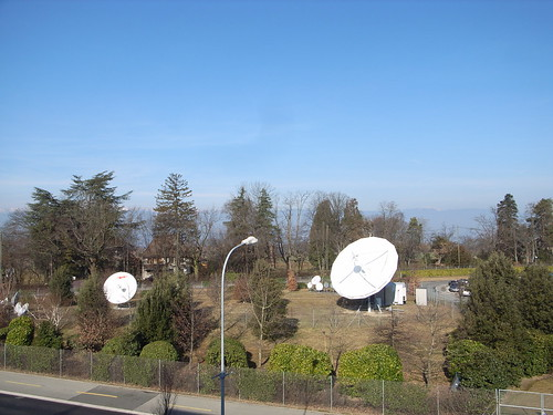 Reuters devices in Geneva