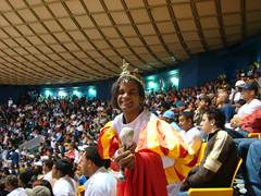 El rey - Arena del Cibao