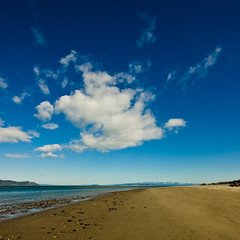 (Meredith_Farmer) Tags: ocean blue sky beach nature water clouds oregon square landscape outside outdoors spring nikon memorial availabl