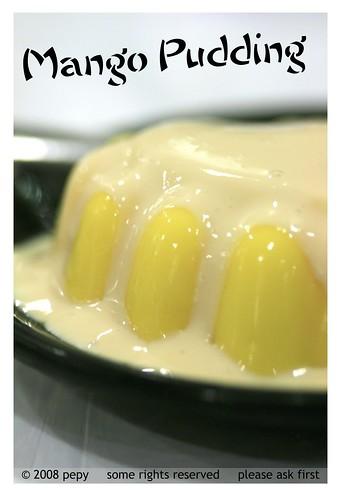 Mango Pudding 2