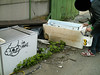 (CRAZYCLOWN_tso) Tags: streetart tag tso taggin crazyclown ufo5 terzogrado