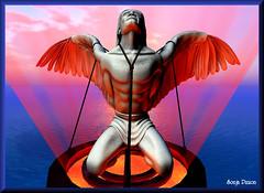 Enchained Wings (Variations) (sonja_pinion) Tags: angel secondlife variations soe blackswan carminaburana encarnado carlorff anawesomeshot megashot theunforgettablepictures brillianteyejewel goldstaraward sonjapinion awardtree kunstplatzlinternational