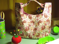 J  noite... (Carina Esteves) Tags: handmade carina feitomo craft fabric cotton cloth handbag tecido algodo esteves bolsademo tricoline carinaesteves
