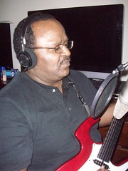 New Solo CD-In the studio (beaushelby) Tags: park records reflections studio amusement artist chess blues shelby beau reviews armani