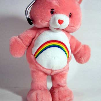 Robot Care Bear