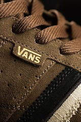 Vans Shoe (Eric Wolfe) Tags: california usa closeup shoes unitedstates vans products fullerton original:filename=200604148804jpg