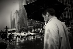 STORMY DAY (joewig) Tags: nyc people urban bw black blackwhite interestingness streetphotography ricohgrd