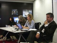 New new journalism panelists
