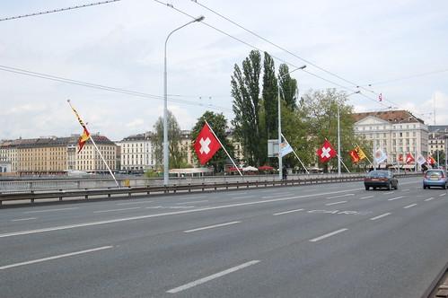 Calles de Ginebra Foto 2
