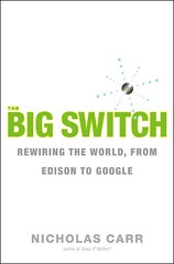 Carr Big Switch book cover