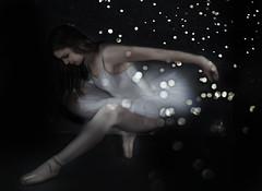 Fairy-dust (sulisloveswater) Tags: glitter dust ballerina ballet bowpose tutu grace