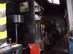 BOWES No 22 (johnwebb292) Tags: steam ncb bowes 22 barclay 2274