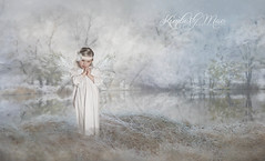 Harper 1 copy 6 (crissgirl) Tags: snow snowprincess winter angel ice frozen