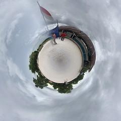 360 Tinyworld Tinyplanet Manggar Belitong Sekolahmuhammadiyah Wonderfulindonesia (eriko_ie) Tags: 360 tinyworld tinyplanet manggar belitong sekolahmuhammadiyah wonderfulindonesia