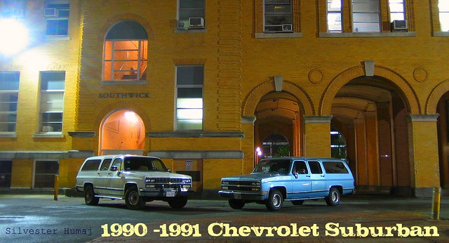 white chevrolet by is ross big suburban small right chevy beast block 1991 left 74 1500 v8 2x4 57 199 2500 liter powered 2wd the