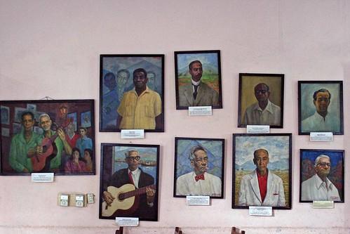 Santiago de Cuba-Casa de la Trova