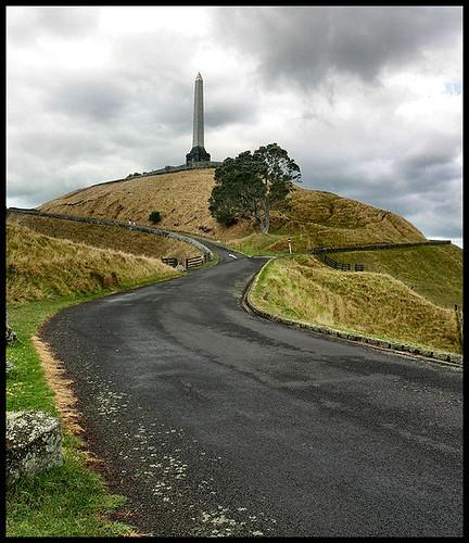 Maungakiekie / One Tree Hill