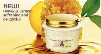 L'Occitane Honey & Cream
