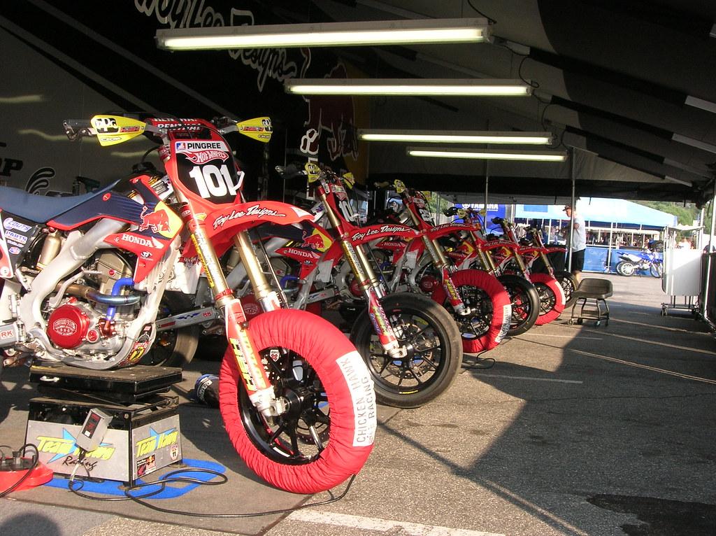 Troy Lee/Red Bull Bikes
