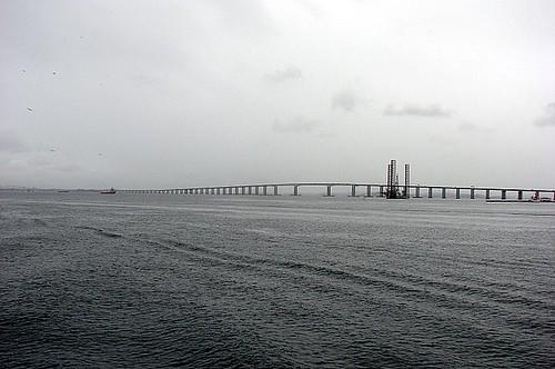 A Ponte Rio-Niterói / Rio-Niterói Bridge