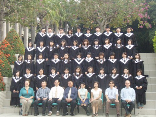 All of 2008's Graduating Class from 2-4A