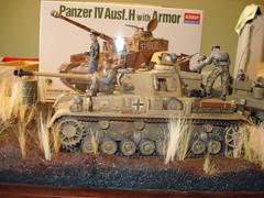 DSC00388 (DAvAD) Tags: model dragon tank tiger wwii models tracks hobby smoking plastic german armor kits vehicle 135 academy armour armored tanker commander panzer ambush tankers scalemodel millertime 50cal tamya kellysheroes