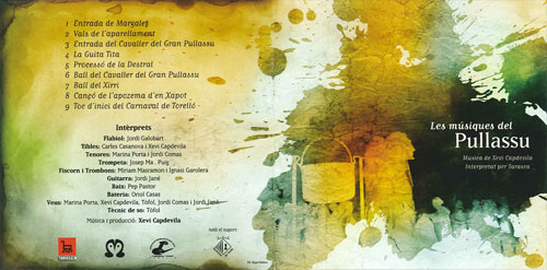 Les músiques del Pullassu - Tarasca