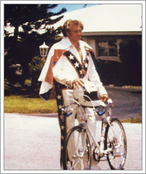 Evel Knievel was a great hero - so says the Quicken Loans blog
