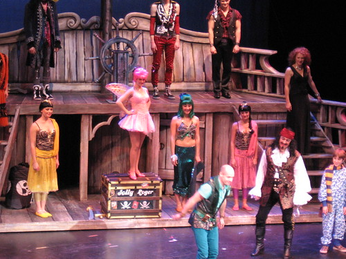 Peter Pan at the Elgin Theatre
