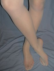 43 (feet_man99) Tags: feet stockings femalefeet