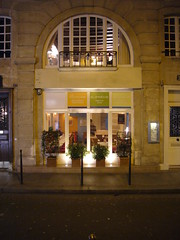 Vegetarian restaurant in the marais