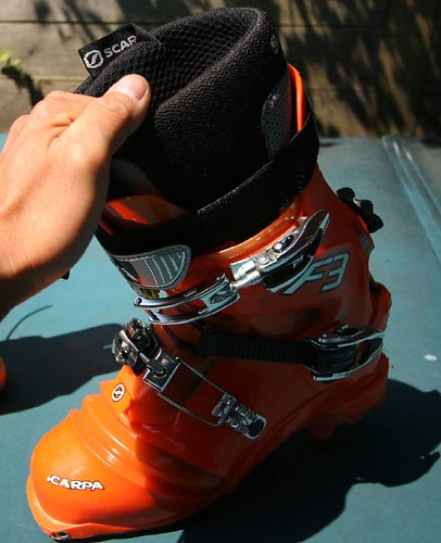 Scarpa Ski Boot review