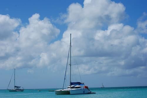 Viajes de cruceros por el Caribe Sur