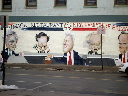 THE MERRIMACK RESTAURANT, MANCHESTER, NH