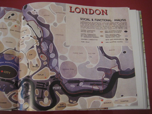 London - Social & Functional Analysis