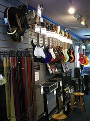 Guitar Wall, East - Ottawa 01 08 (Mikey G Ottawa) Tags: music ontario canada shop retail marketing store graphic guitar edited ottawa advertisement commercial boutique musik fx sales effect guitarist edit guitare musicstore commercialart guitarshop affect musicretail guit mikeygottawa guittare graphicedit spacemanmusic