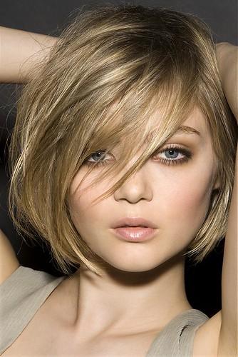 corte de cabelo feminino moderno