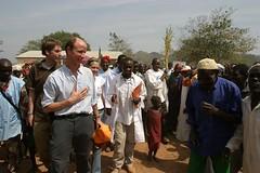 Mission to Sam Ouandja (hdptcar) Tags: unicef children security un health ocha centralafricanrepublic