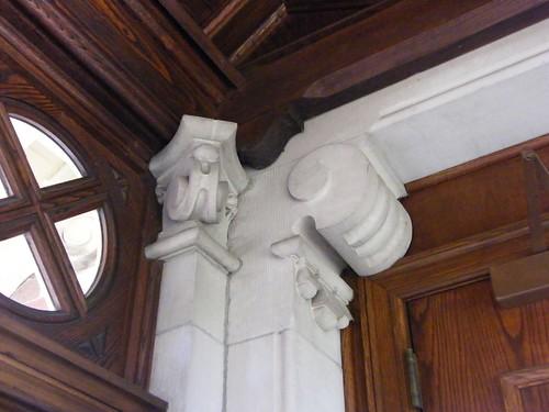Door Arch Detail