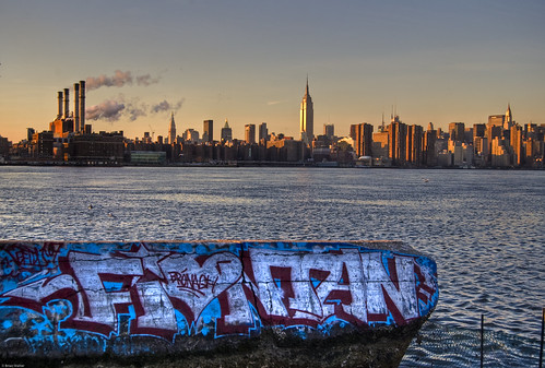 Graffiti Skyline