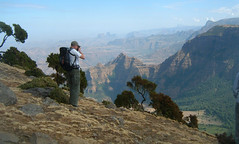 Photographing Simien Mountains National Park