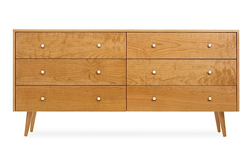 Lowry Six-Drawer Dresser from Room & Board