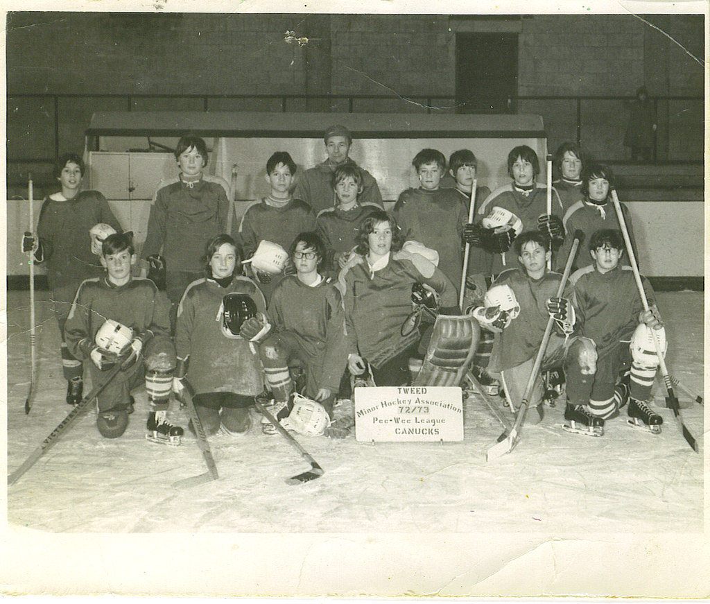 Hockey Team - 1973