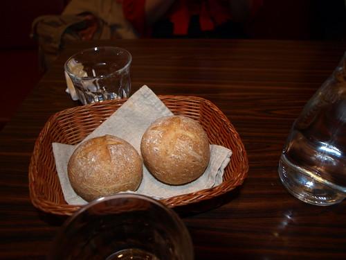 もちもちのパン