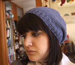 bamboo slouchy hat