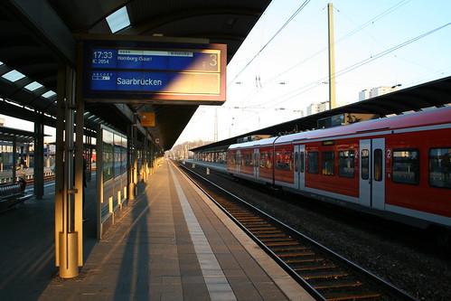 Bahnhof Kaiserslautern